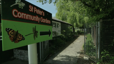 St Peters Community Garden